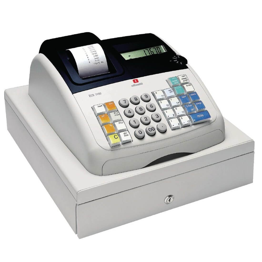 Quels sont les atouts de la caisse enregistreuse?